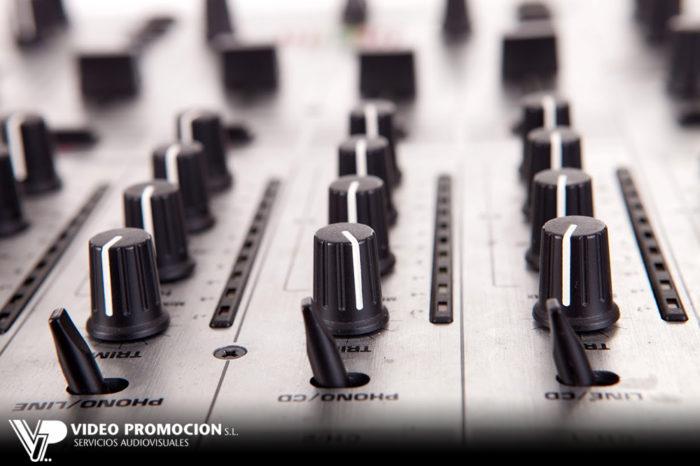 alquiler de equipos de sonido Málaga
