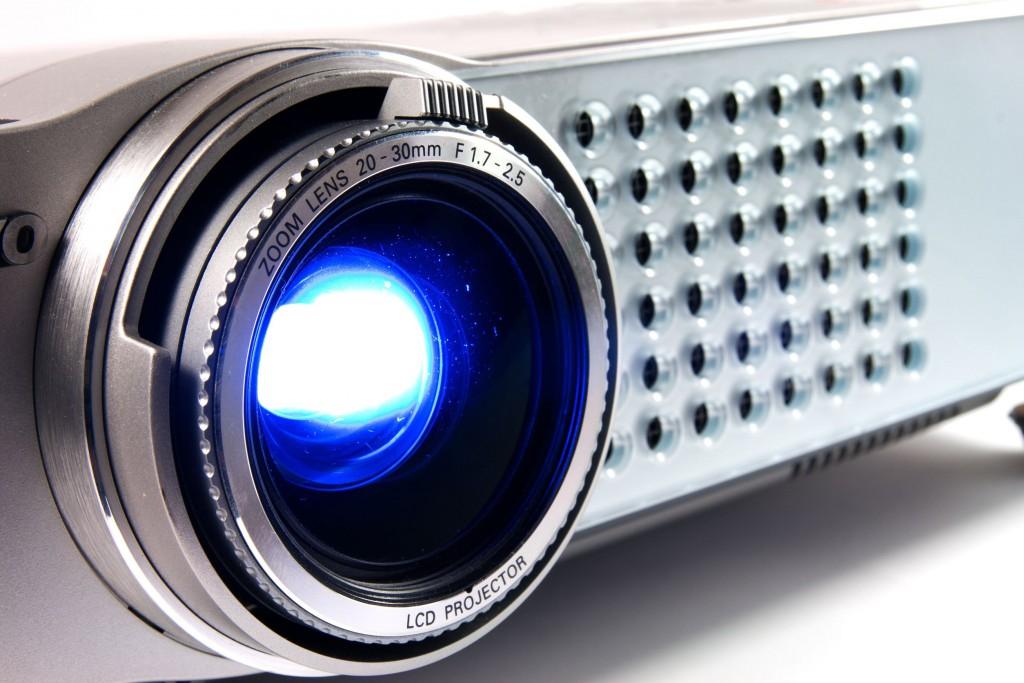 alquiler proyectores Malaga
