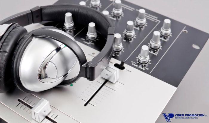 equipos de sonido alquiler Málaga