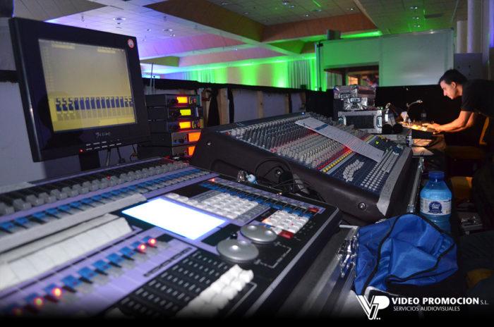 alquiler equipos de sonido Málaga