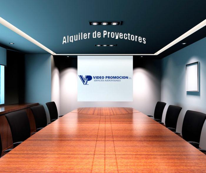 alquiler de proyectores Fuengirola y Torremolinos