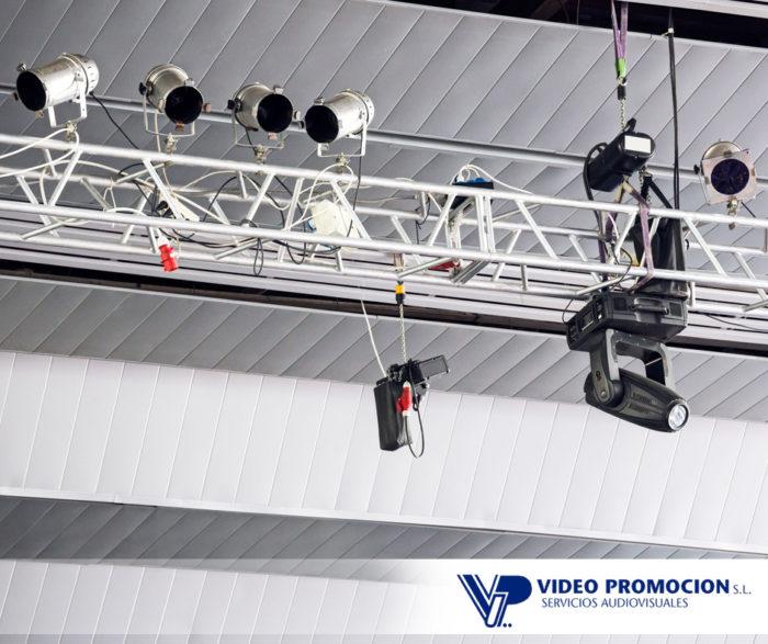 alquiler iluminaciónn Fuengirola